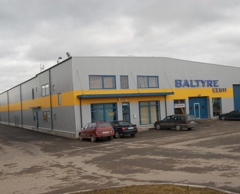 Baltyre rehvivahetus